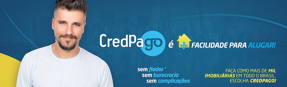 CredPago - Alugue seu imóvel com a CredPago